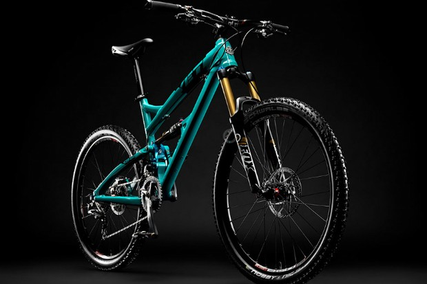 Yeti say the SB66 isn't a replacement for the 575, it's just for a different style of rider