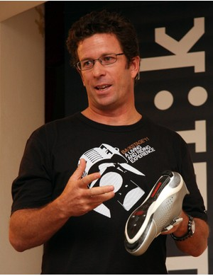 Steve Delacruz explains the R3Sl shoe