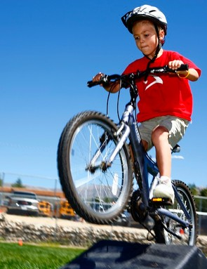 The Rocky Mountain Bicycle Festival has plans for the whole family including a kids riding course