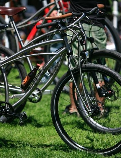 Fort Collins, Colorado builder, Black Sheep, is always a draw on the hand built show circuit
