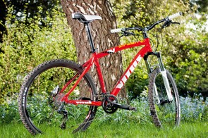 As your riding ambitions grow the middleweight frame will be fit to take upgrades