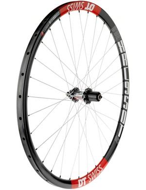 DT Swiss XRC 950 T 29 tubular rear wheel