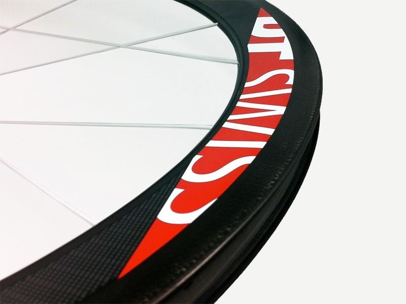 DT Swiss RRC aero road wheel