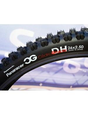 Panaracer CG DH tyres