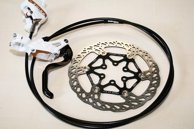 Hayes Prime disc brake