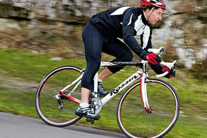 The Zenith is a light and responsive bike with some great kit on board