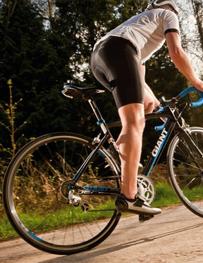 The cockpit translates a surefooted, responsive feel that reassures and encourages if a descending road turns twisty