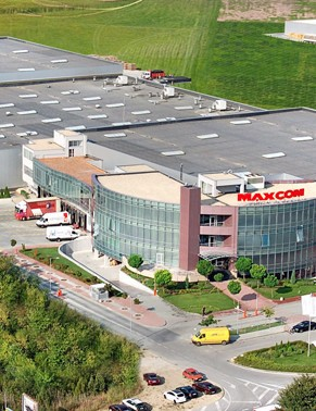 Dahon and Maxcom's new Bulgarian factory