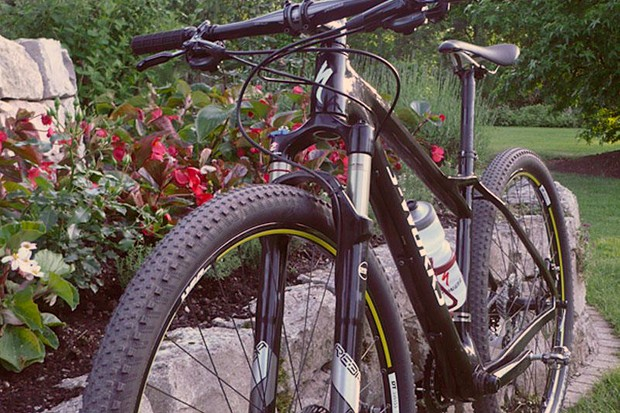 Specialized's new women's hardtail 29er, the Fate