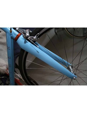 Feather Cycles road bike