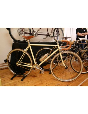 ... But it was their singlespeed road bike that drew our attention