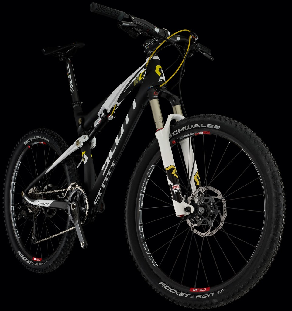 a5b2896a477 The new Spark features 120mm of travel front and rear on the 26in model and  100mm