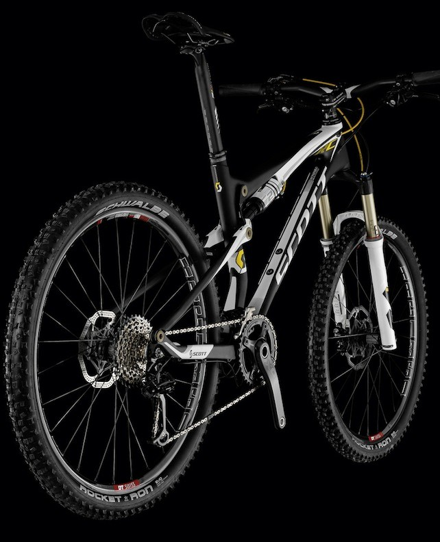 479ec6ab3a3 The standard Spark RC models are molded from Scott's highest grade HMX  carbon