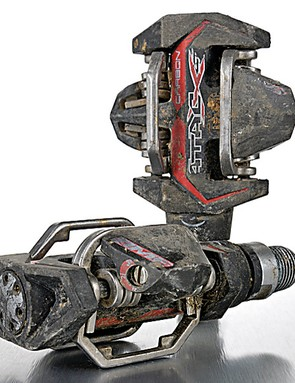 The Time ATAC XS Carbon pedal is the predecessor to the newer ATAC XC 8 pedal