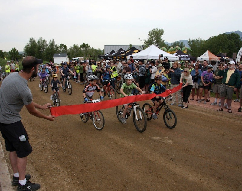 Valmont Park officially open for business