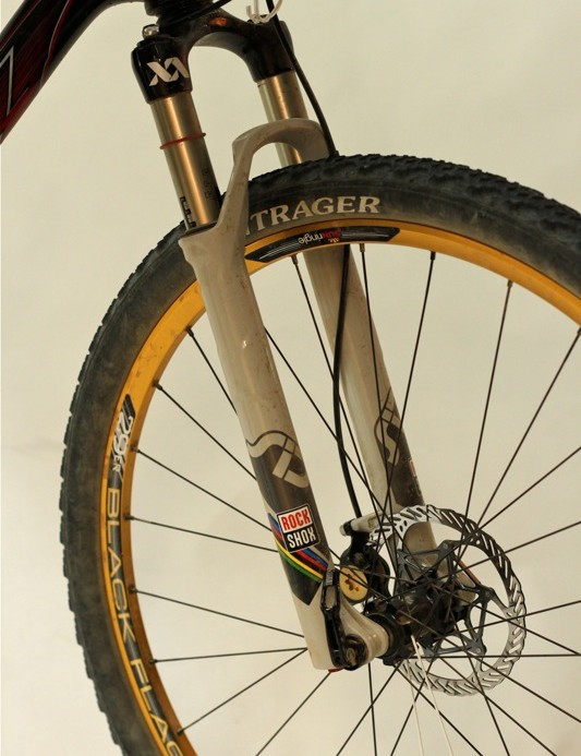 The new SID 29 will surely be one of the hottest cross-country racing forks in 2012, given its 1,600g weight