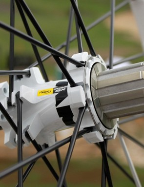 Mavic's entire Crossmax line now features a new version of the ITS-4 freehub