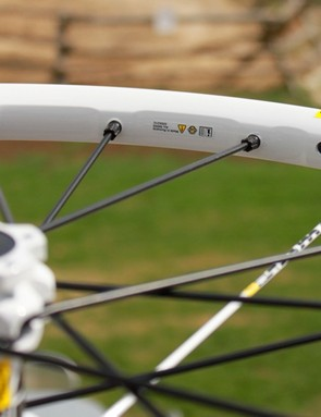 A look at the beefier, rounded SX rim