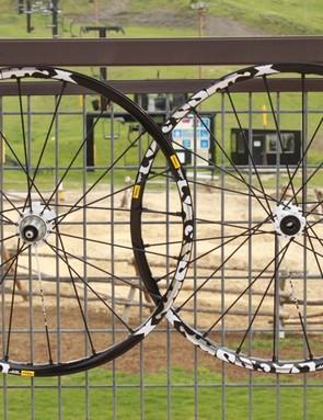 Mavic's Crossmax ST trail wheelset