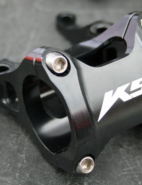 K9 Industries' Direct 55 stem must be one of the lightest on the market at a claimed 115g