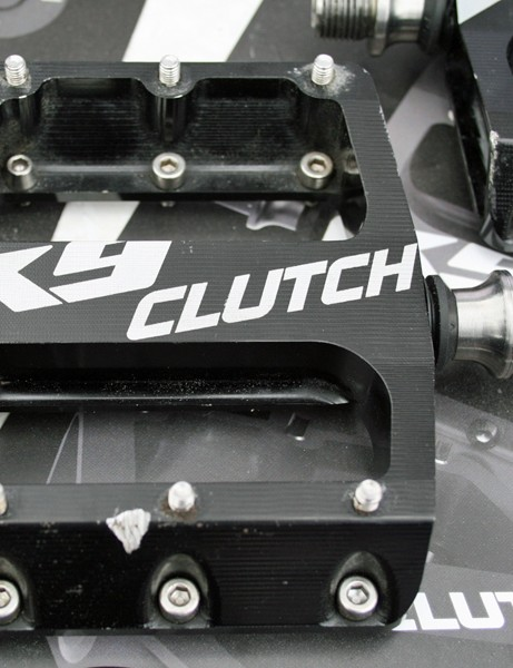 K9 Industries Clutch pedal