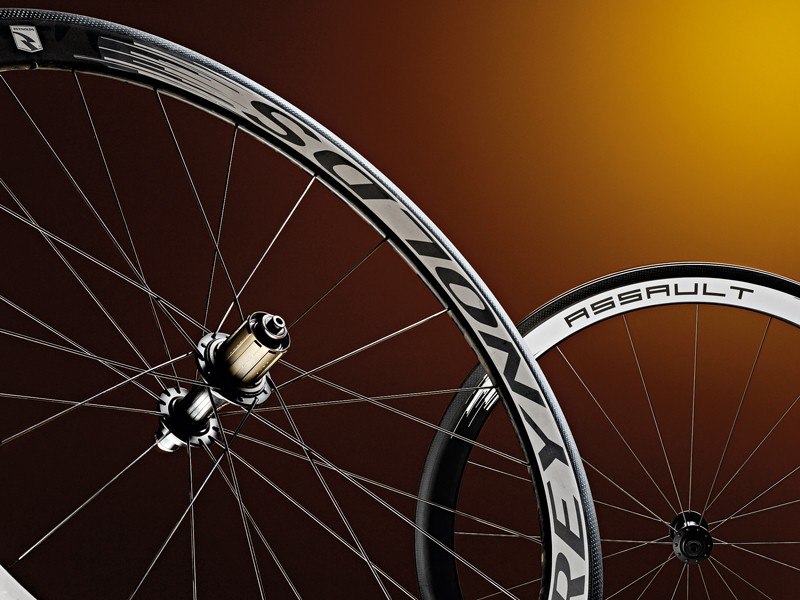 Reynolds Assault C wheelset