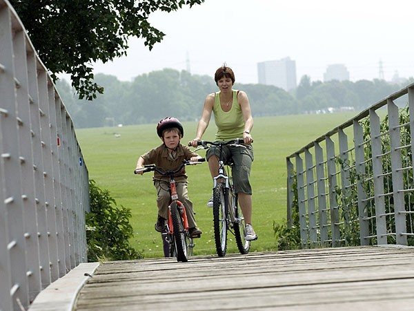 Riders of all ages and abilities are catered for this summer at Lee Valley Regional Park