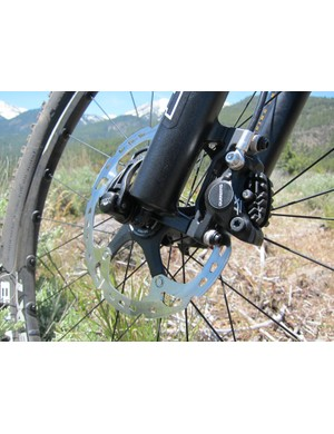Shimano claim a 25 percent jump in braking power relative to the previous-generation XT (something we'll test empirically soon). From a subjective standpoint, power, modulation and lever feel are now remarkably similar to the outstanding XTR model