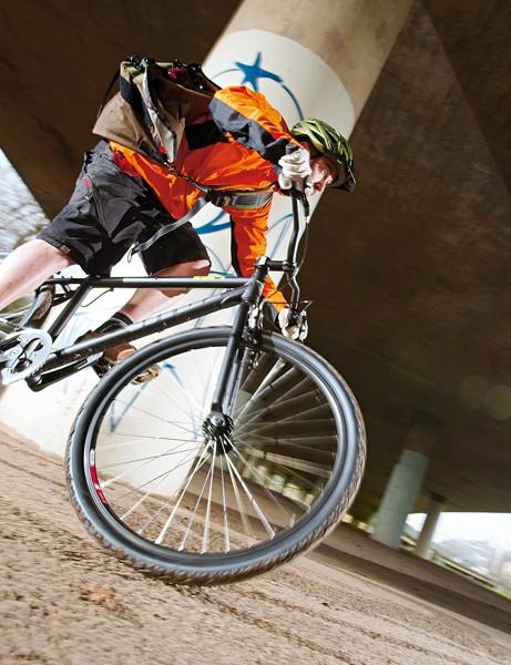 Vitus Vee 1 single-geared mountain bike
