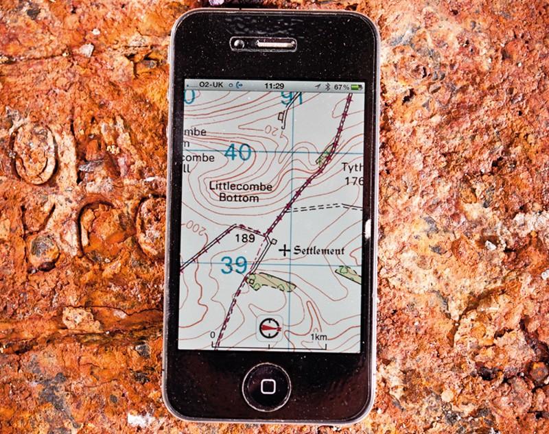 ViewRanger Mobile App
