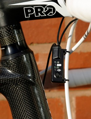 Smaller cables and connectors mean Ultegra Di2 and Dura-Ace Di2 can't be mixed