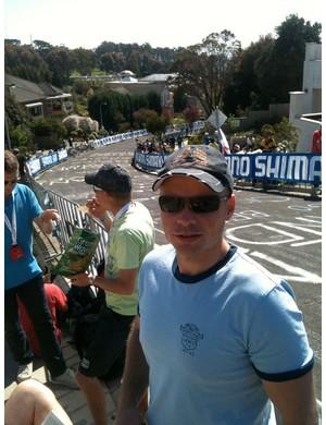 Steve Schenko, Bunch Ride Finder creator
