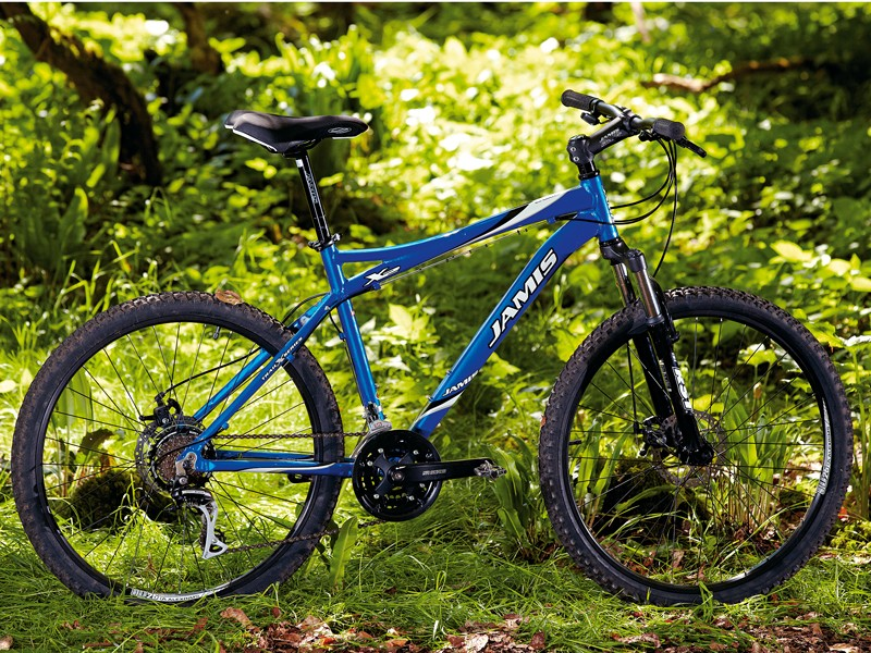 amis Trail X2 mountain bike