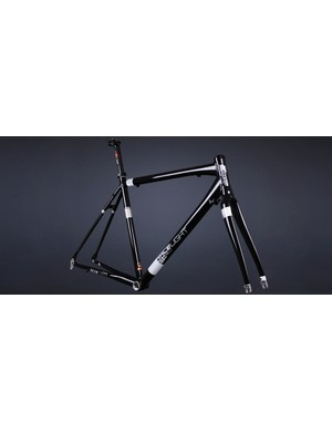 The Kinesis Scandium Granfondo frameset (£749.99) has undergone a facelift