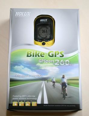 HOLUX GPSport260 PRO