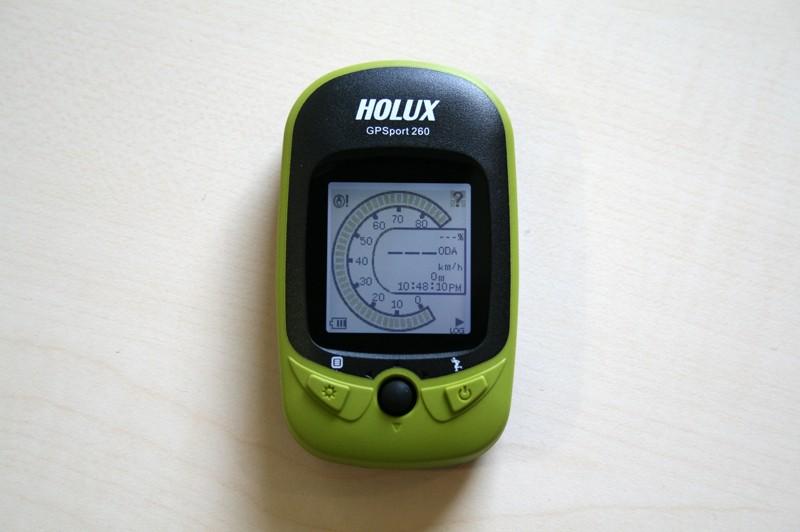 HOLUX GPSport260