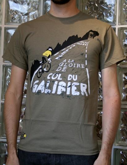 i-ride.co.uk TDF Mountain Project T- Shirts