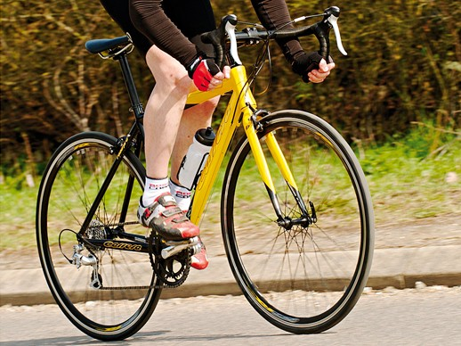 The Carrera offers new cyclists a glitch-free ride