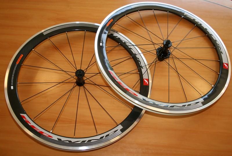 Fulcrum Red Wind 50mm wheelset
