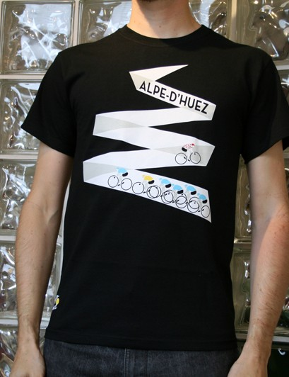 i-ride.co.uk TDF Mountain Project T- Shirts