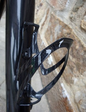 Specialized carbon water bottle cage