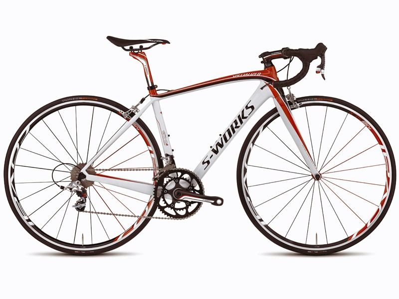 This is what the production version of the 2012 S-Works Amira will look like