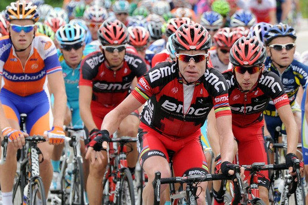 Cadel Evans will lead the BMC team at the Tour de France
