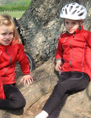 The new clothing range is a first for Islabikes
