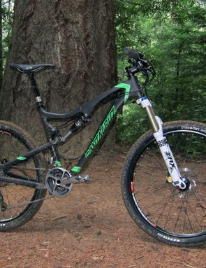 Santa Cruz's new Blur TRc is definitely unconventional in its approach to frame geometry but if you can adjust to its quirks, the reward is a ripping fast and enormously entertaining ride