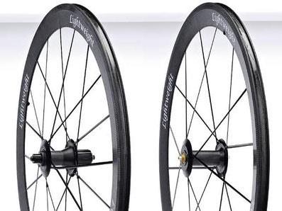 Lightweight Standard C clincher wheelset