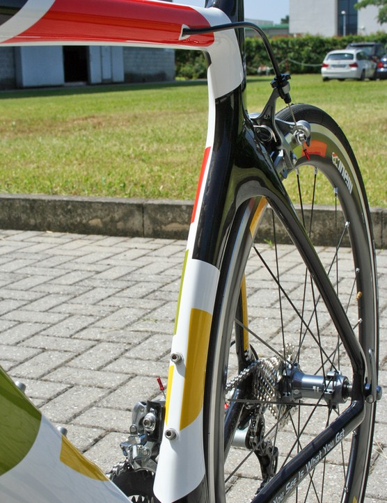 Cinelli WYSIWIG time trial bike
