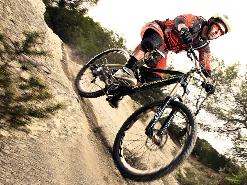 The Dune is a capable alpine-style bike that loves to descend or be thrown about