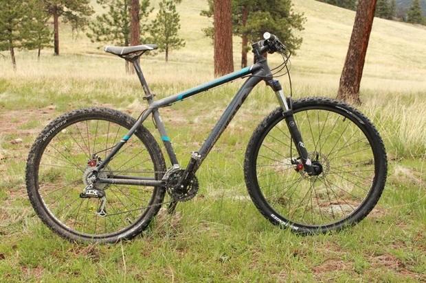 bb834842ef9 Trek Mamba - BikeRadar
