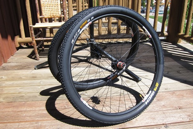 Acros' new A-Wheel .74 29er wheelset